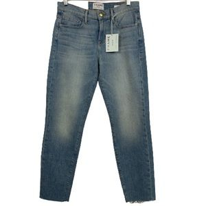 Frame 'Le Boy' Boyfriend Jeans